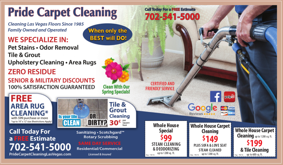 pride cleaner coupons