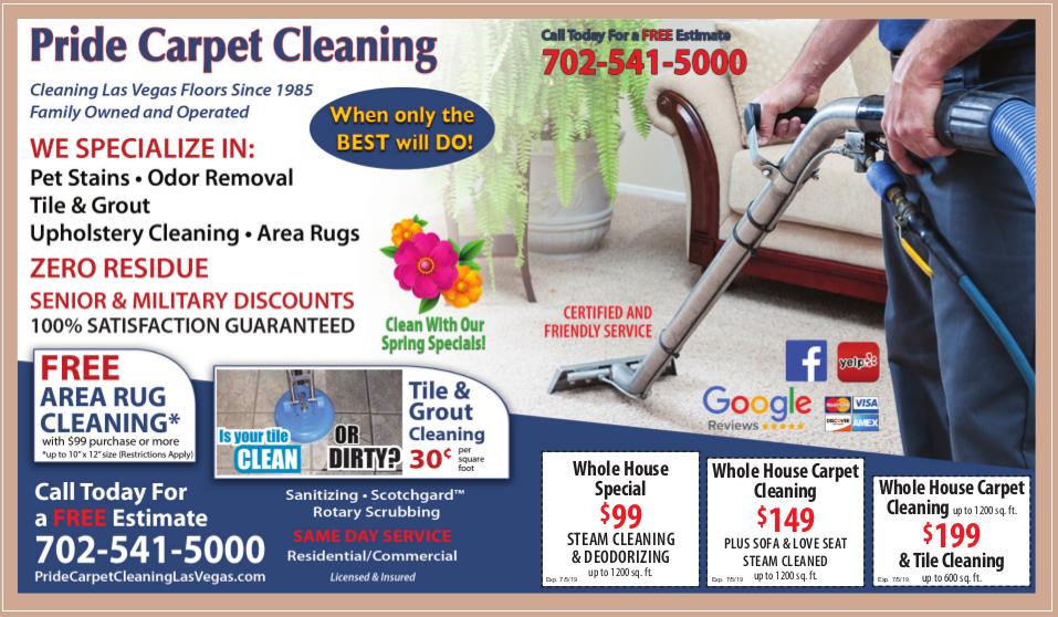 Las Vegas Carpet Cleaning