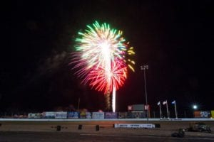 Fireworks Night of Fire Las Vegas Motor Speedway
