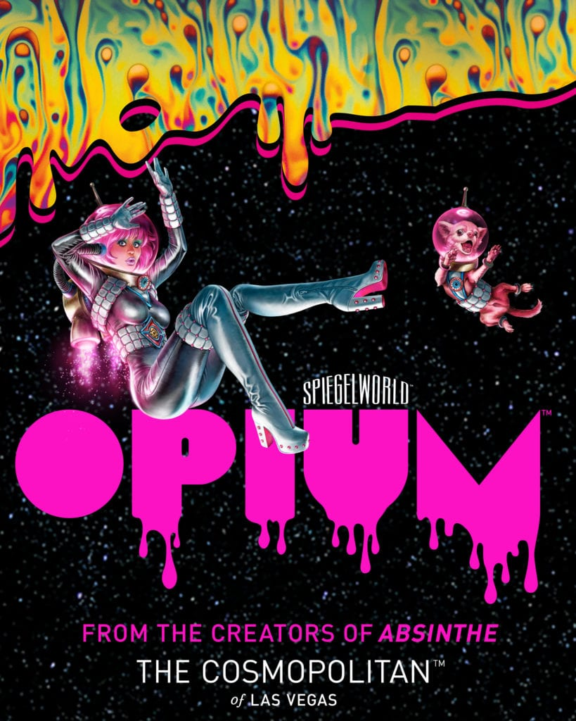 Spiegelworld Presents Opium | Discounted Tickets = $89