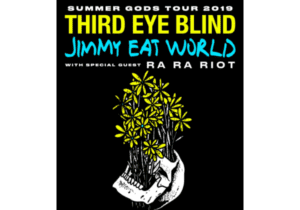 Third Eye Blind and Jimmy Eat World