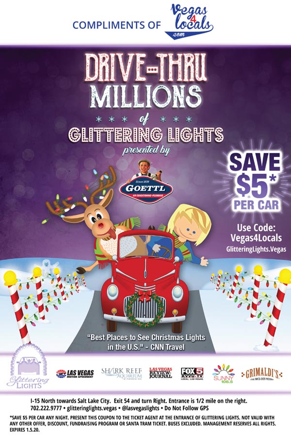 Glittering Lights Discount Coupon