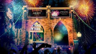 NY NY Las-Vegas New Year Bridge Party