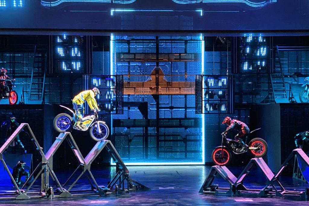 RUN by Cirque du Soleil