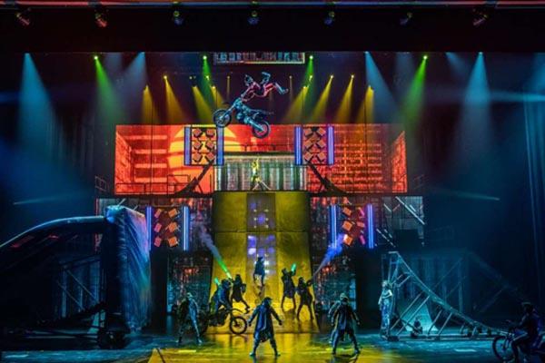 RUN by Cirque du Soleil Las Vegas