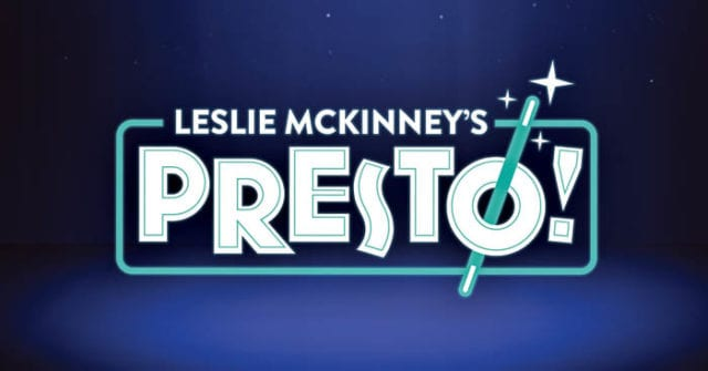 Presto magic show