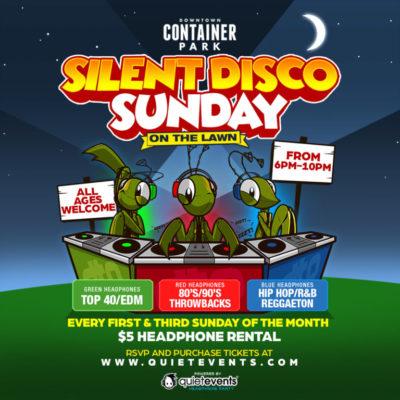 Silent Disco Sunday