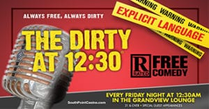 The Dirty at 12:30