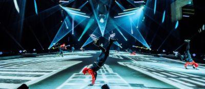 Cirque Du Soleil Axel