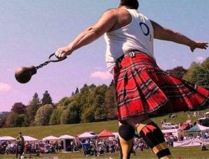 The 2020 Las Vegas Highland Games