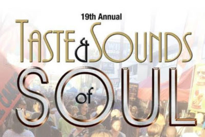Taste and Sounds of Soul festival