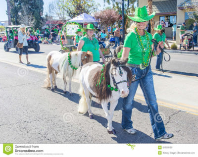 henderson st patricks day parade