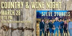 Country & Wine Night