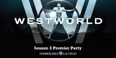 Ultimate Westworld Viewing Party