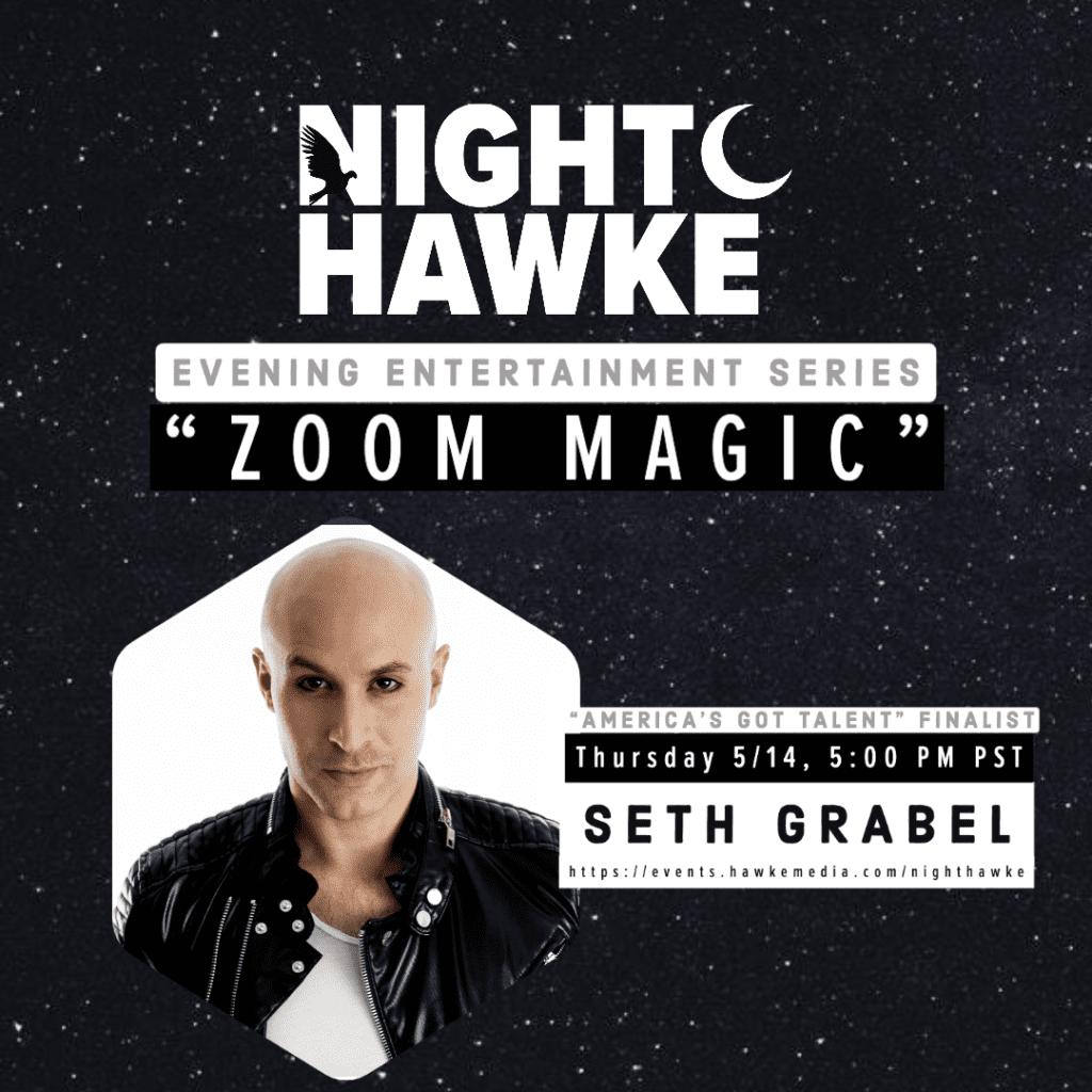 The Magic of Seth Grabel
