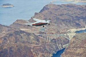 Grand Canyon Airplane Tour Hoover Dam Las Vegas