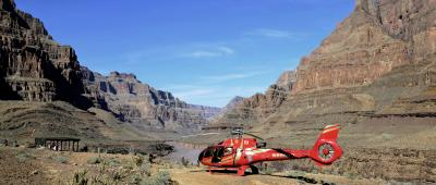 Grand Canyon Helicopter with Landing Tour