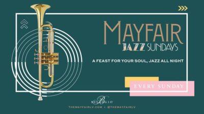 Mayfair Jazz Sundays