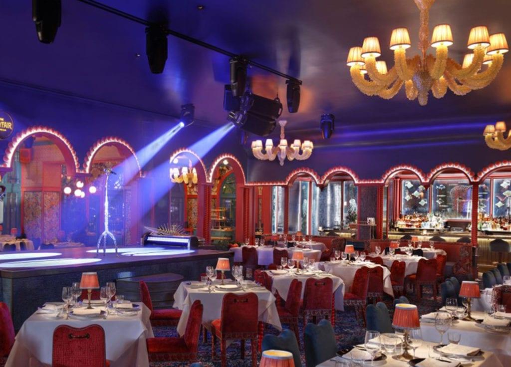 The Mayfair Supper Club