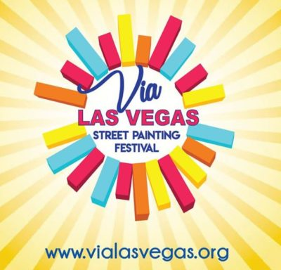 Via Las Vegas Street Painting Festival