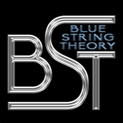Blue String Theory