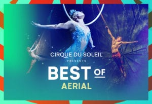 Fly Away with Cirque du Soleil