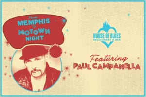 From Memphis To Motown with Paul Campanella