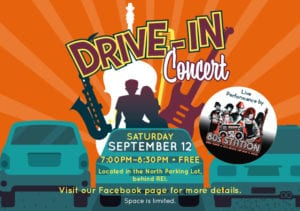 Drive-In Concert at GVR