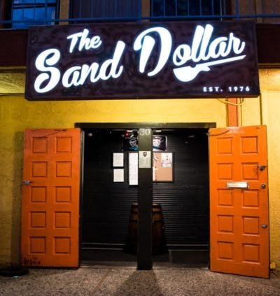 The Sand Dollar Lounge