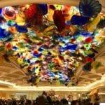 Bellagio Hotel Lobby Chandelier Fiori di Como Dale Chihuly