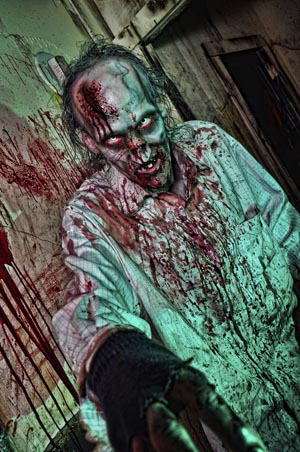 Fright Ride Las Vegas freak