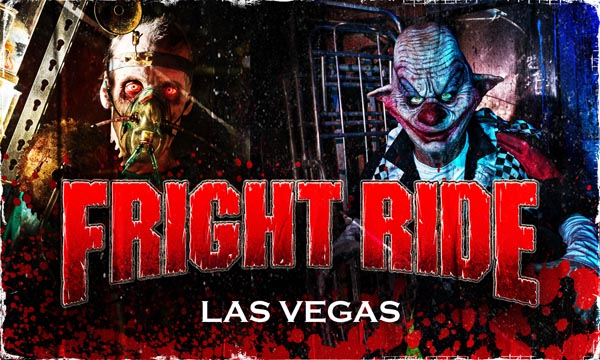 Fright Ride Las Vegas