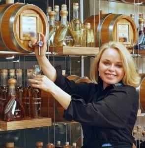 Spirits & Spice owner Kim