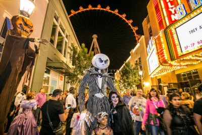 Linq Halloween Party