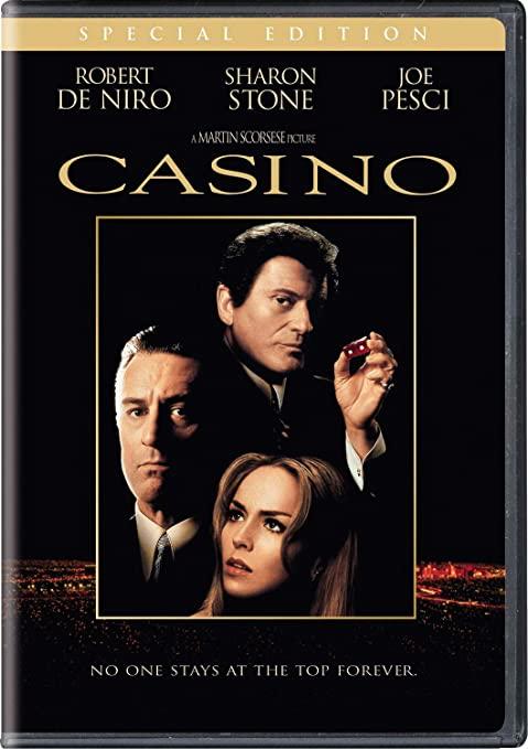 Casino DVD Movie