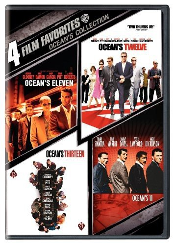 Ocean's Collection DVD Movies