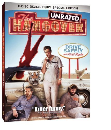 The Hangover - DVD Unrated