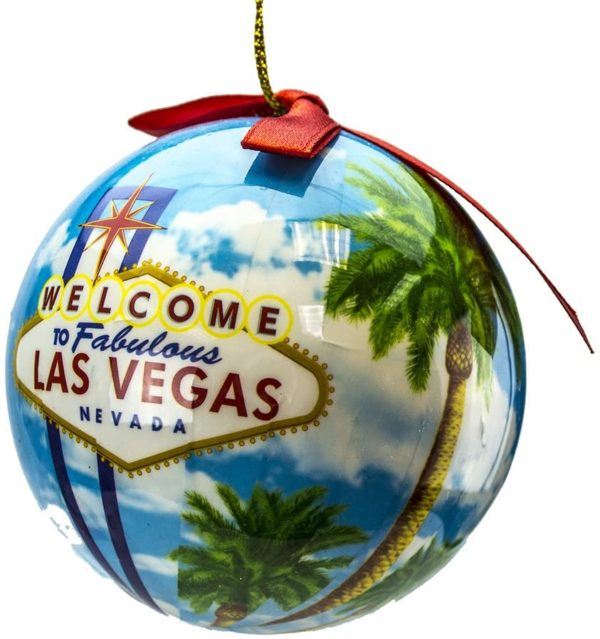 Welcome to Las Vegas Ornament