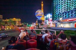 Big Bus Las Vegas Strip