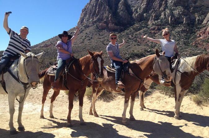 Las Vegas Horseback Ride Tour