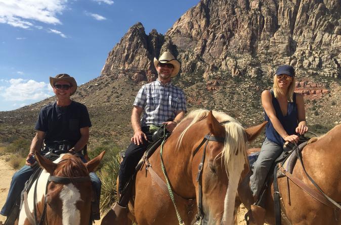 Las Vegas Horseback Tour