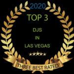 2020 Top 3 DJs in Vegas