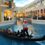 Las Vegas Valentine's Day Venetian Gondola Ride