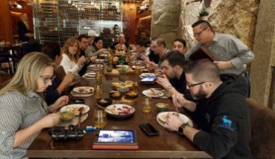 Taste Buzz Food Tours