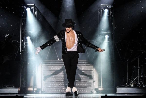 MJ Live Discount Show Tickets Coupon STRAT Las Vegas