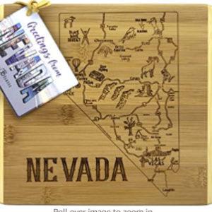 Nevada Bamboo Cutting Board