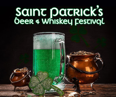 Saint Patrick's Virtual Beer and Whiskey Festival