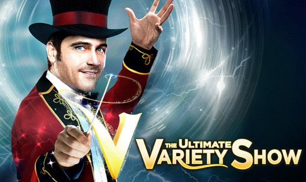 V The Ultimate Variety Show tickets coupon