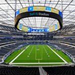 Sofi Stadium Super Bowl 2022