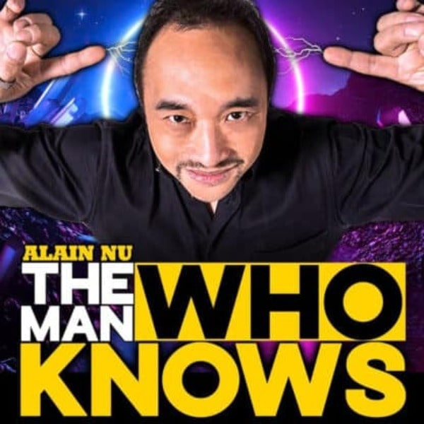 Alain Nu Show The Man Who Knows Discount Show Tickets Coupon